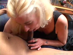 Emerson Style Milks A Big Black Monster Cock