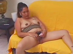 Hairy fat chick fuck and facial video