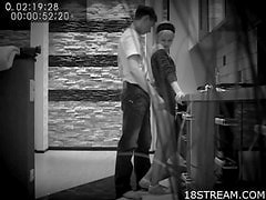 Voyeur Cam Shows Zadka and Jujik Fucking