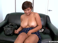 Sexy Babe Whores To Get a Part in our Movies