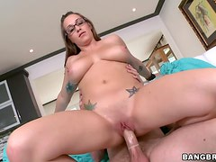 Jasmin 34DD Tits Loved To Be Played With