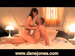 DaneJones Big cock inside his busty new girlfriend