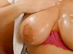 BBW Milf with big boobs likes anal