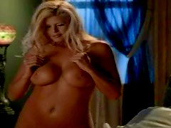 An Artistic Solo Scene With The Busty Blonde Rebecca Scott