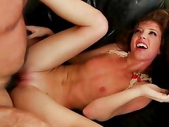 Maddy OReilly enjoys getting her moist snatch slammed