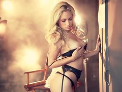Jade Bryce And Her Golden Locks Loving The Limelight