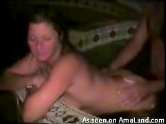 Hot Jacuzzi Fun With A Horny Couple In Homemade Clip