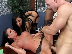 Office girls with great bodies pounded