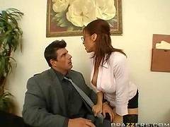 Devon Michaels Settles A Meeting With A Hard Fuck