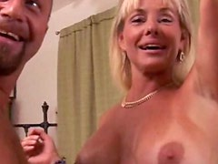 Milf with fake tits worth checking out