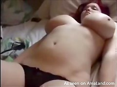 Horny Redhead Is Fingered And Eaten Out By Her Boyfriend