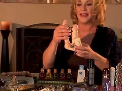 """Marilyn Chambers in """"Guide To Masturbation"""" video"""