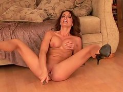 Anal toy sex slut Vanessa Lane is fit