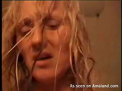 Busty Swedish GF gets her pussy fucked
