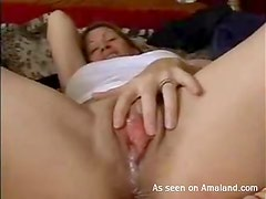 Amazing Blonde Banging Gets a Creampie