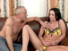 Sheala Brill gets her pussy toyed before fucking it with her fist