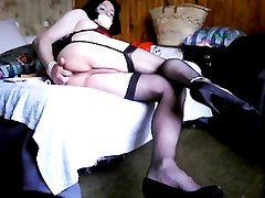 Noella my tranny friend triptic first vid of 3