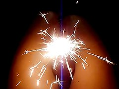 Fire Show in My Penis (urethra) (17.05.2013 Friday) Part I