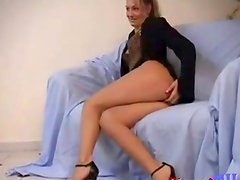 Very Anal MILF Audition