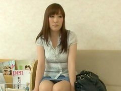 Hot Asian Babe Gets Naughty With The Dentist & His Assistant