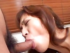 Hairy pussy japanese slut opens wide for some hardcore pounding