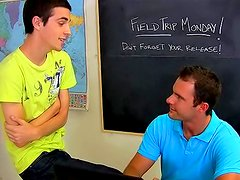 Hot sex in school with Cameron Kincade and Conner Bradley