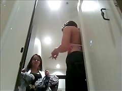 flashing in dressing room 2