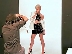 Miley Cyrus - ELLE UK Photoshoot