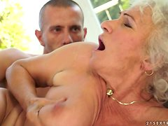 Mature Romance with a Surprisingly Horny Grandmother