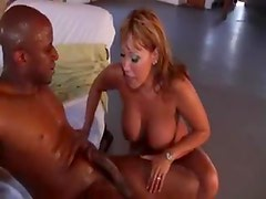 Ava Devine anal sex with big black cock