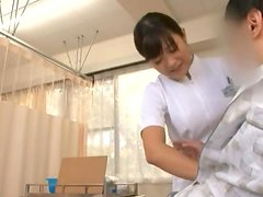 Naughty Asian Nurse Nails Her Patient