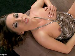 Double Lust Double Satisfaction for Beautiful Joanna Sweet
