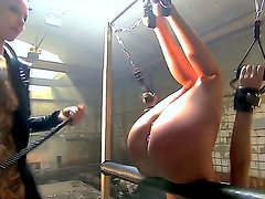 Crazy Jewell Marceau and Nici Sterling