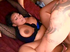 Fat black bitches nailed by his big cock