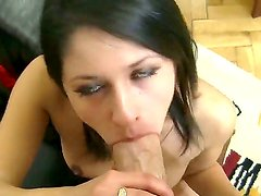 Amazingly hot Connie A deep blows and fucks horny hunk Rocco Siffredi