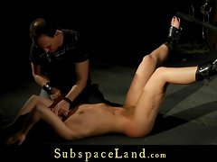 Fate of a submissive slave