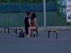 Funny capture in Omsk Russia