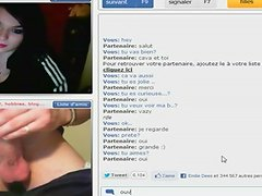 Chatroulette- Web Camera Shy Young Angel