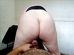 Fucking brazilian big white ass!!! - 3