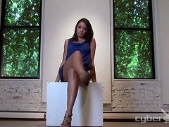 Jo Garcia Cyber Girl of the Month October 2007