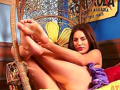 Amazing babe Shyla is dreaming about