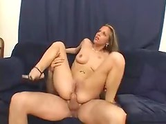 Slim sexy sweetheart horny for a DP