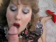 Granny's great blowjob scene compilation