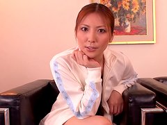 Naughty Yuna Shinna Gives the Most Amazing Dick Massages