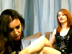 Anastasia Pierce and Kendra James are horny and eager for some nasty stuff