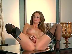 Awesome Emily Addison surprises us with