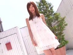 Ass Licking and Blowjob by Rina Kato Ends in Sex for Her Teen Pussy
