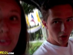 Hot POV Ass Fingering and Fucking in Thailand Holidays