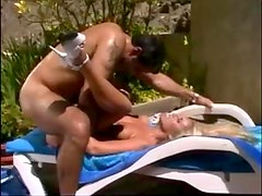 Outdoor anal with pierced nipples girl