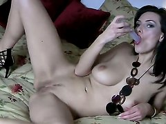 Anita Queen prefers to train her
